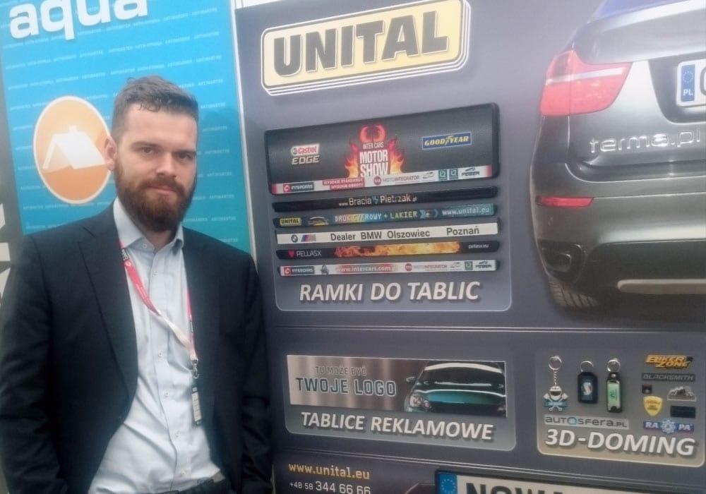 UNITAL na 16. Targach Części Zamiennych, Narzędzi i Wyposażenia Warsztatów Inter Cars